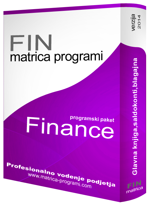 matrica finance 2014 raunovodstvo